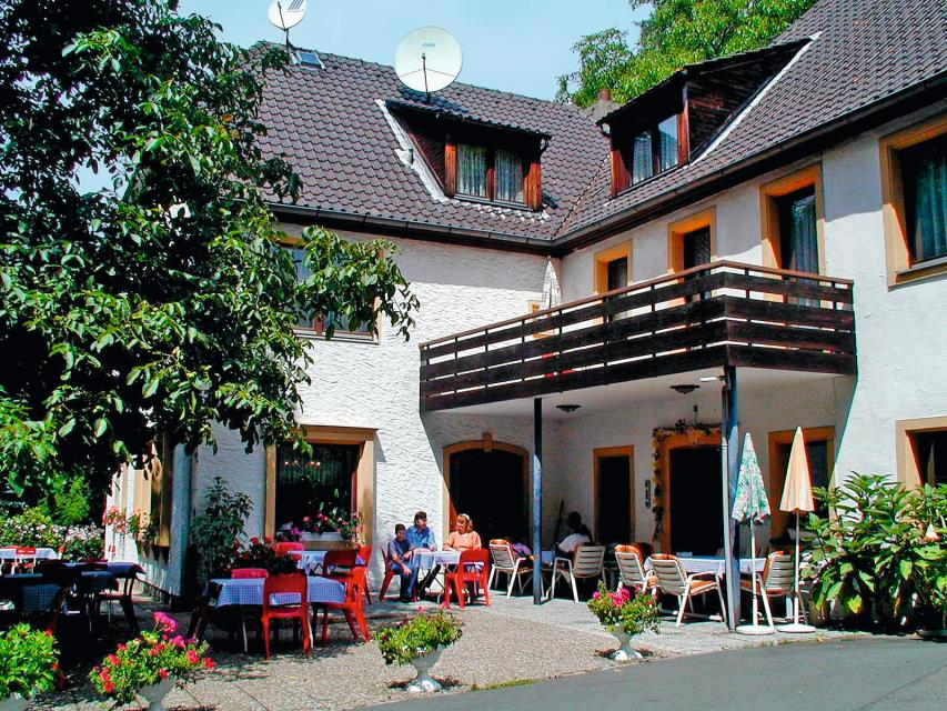 Hotel Cafe Pension Blüchersruh