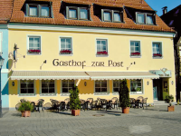 "Gasthof - Pension ""Zur Post"""