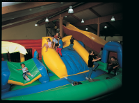 Indoor-Spielplatz Family World Sankt Englmar