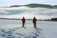 Geführte Schneeschuh-Touren